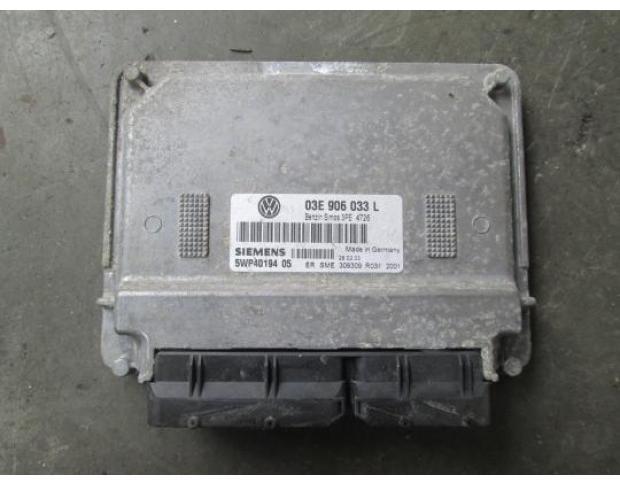 vindem calculator motor vw polo 9n 1.2 12v cod 03e906033l
