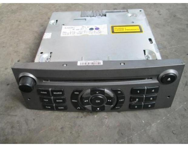 vindem cd audio 9646871777 peugeot 407 2.0hdi rhr