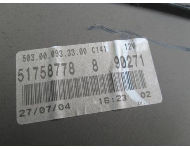 vindem ceas bord fiat doblo 1.3multijet cod 51758778
