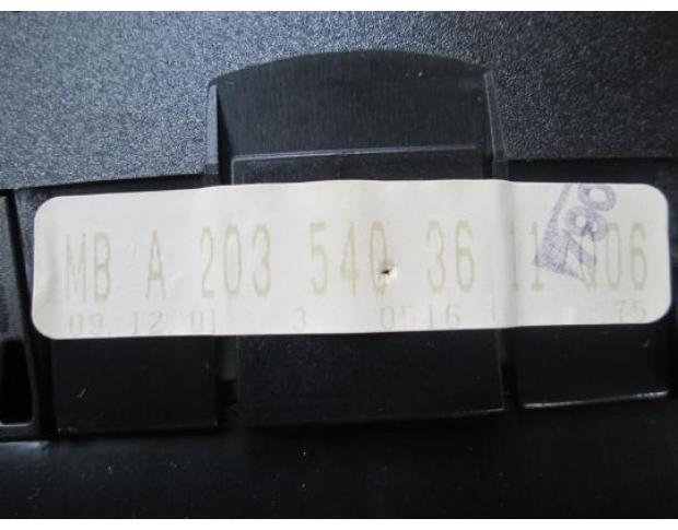 vindem ceas bord mercedes c 200 kompressor cod a20354036