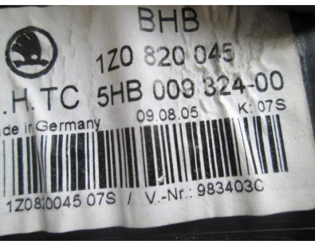 vindem comanda ac skoda octavia 2 1.9tdi bkc cod 1z0820045