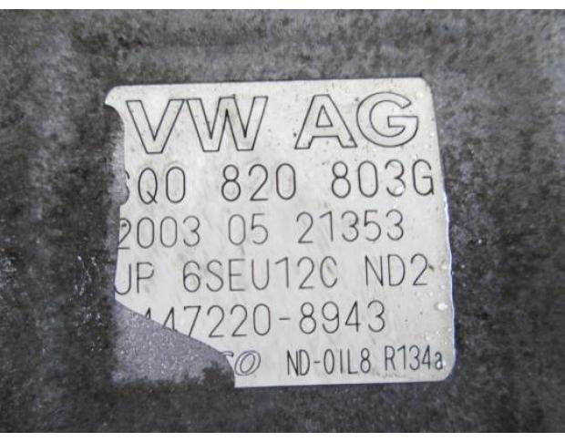 compresor clima seat ibiza 1.2 azq cod 6q0820803g