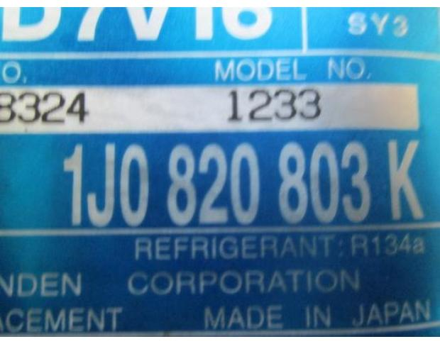 vindem compresor de clima 1j0820803k vw golf iv (1j1)
