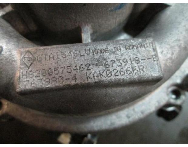 turbosuflanta renault megane 2 1.9dci f9ql 8200575462