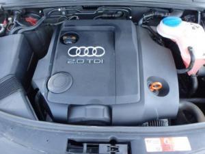 motor fara anexe audi a6 4f 2.0tdi blb
