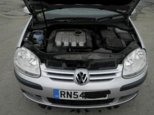 capac protectie motor volkswagen golf 5 2.0sdi