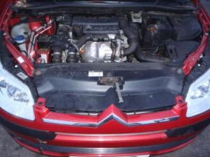 motor fara anexe citroen c4 1.6hdi 9hx
