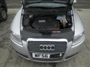 motor audi  a6  4f  2004-2011
