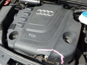 motor fara anexe  audi a6 2.0tdi caha