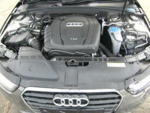 motor audi a4 (8k4) 2.0tdi