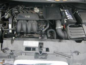 motor fara anexe vw golf 5 plus 1.6 bse