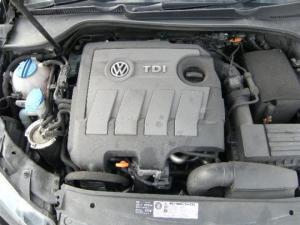 motor de vw golf 6 1.6tdi cayb