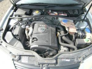 vindem din dezmembrari motor fara anexe vw passat b5 motor 1.9 tdi afn