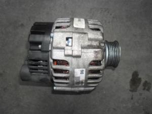alternator dra4033 land rover freelander