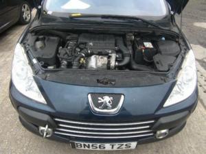 motor peugeot 307 2001/01 - 2007