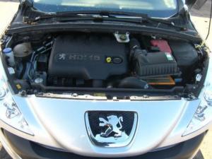 motor peugeot 308 sw  2007/09 -