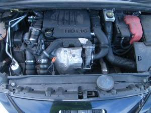 motor fara anexe 1.6hdi 9hz peugeot 308 sw