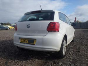 turbocompresor volkswagen polo(6r_) 2009/06->